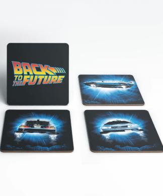 Dessous de Verre DeLorean - Retour vers le Futur chez Casa Décoration