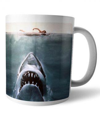 Tasse Affiche Classique - Les Dents de la Mer chez Casa Décoration