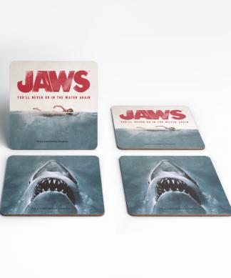 Dessous de Verre Affiche Classique - Les Dents de la Mer chez Casa Décoration