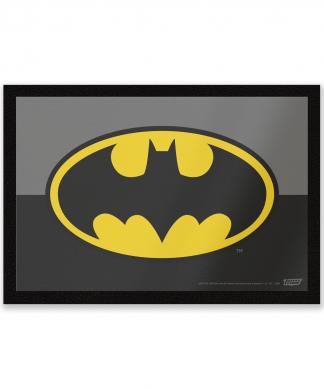 Paillasson Logo Batman DC Comics chez Casa Décoration
