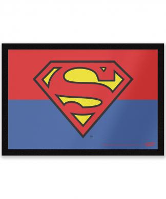 Paillasson Logo Superman DC Comics chez Casa Décoration