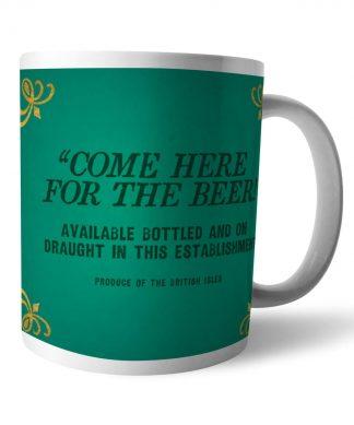 Fantastic Beasts Butter Beer Mug chez Casa Décoration