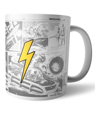 Flash Gordon Classic Comic Mug chez Casa Décoration
