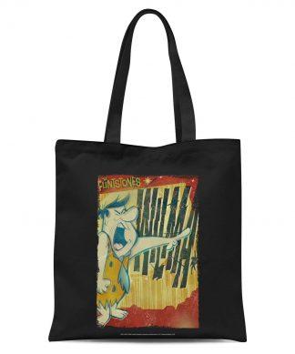The Flintstones Wilma Tote Bag - Black chez Casa Décoration