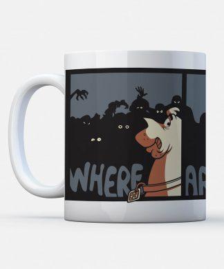 Scooby Doo Where Are You? Mug chez Casa Décoration