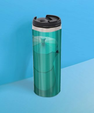 Green Dreams Thermo Insulated Travel Mug chez Casa Décoration
