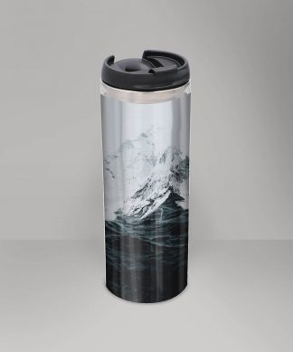 Those Waves Were Like Mountains Thermo Insulated Travel Mug chez Casa Décoration