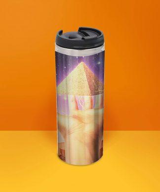 Ten Strikes Thermo Insulated Travel Mug chez Casa Décoration