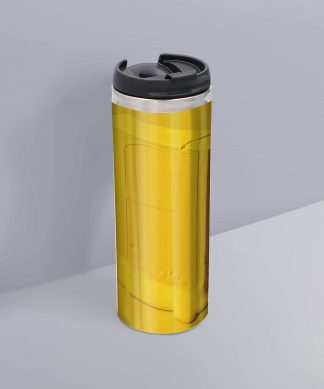 Melting Memories Video Tape Thermo Insulated Travel Mug chez Casa Décoration