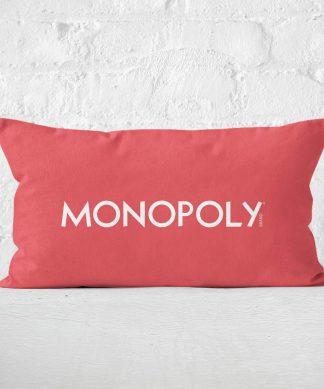 Monopoly Go Cushion 30x50cm Rectangular Cushion - 30x50cm - Eco Friendly chez Casa Décoration