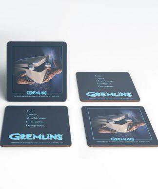 Gremlins One-Sheet Coaster Set chez Casa Décoration