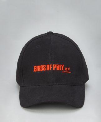 Casquette Birds of Prey Logo Brodée - Noir chez Casa Décoration