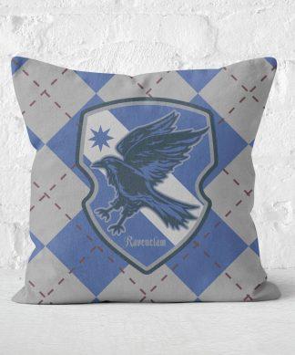 Coussin Harry Potter Ravenclaw (Serdaigle) Carré - Taille au choix - 50x50cm - Soft Touch chez Casa Décoration