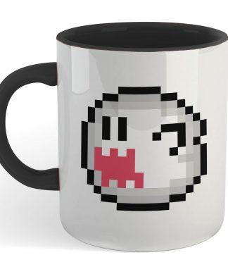 Super Mario Be My Boo Mug - White/Black chez Casa Décoration
