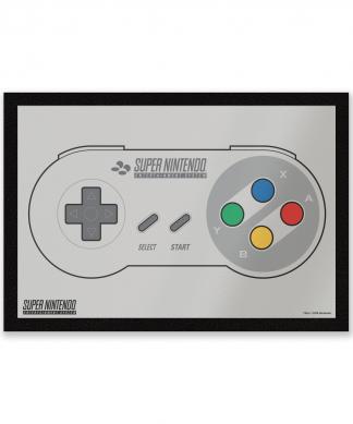 Paillasson Manette SNES Nintendo chez Casa Décoration