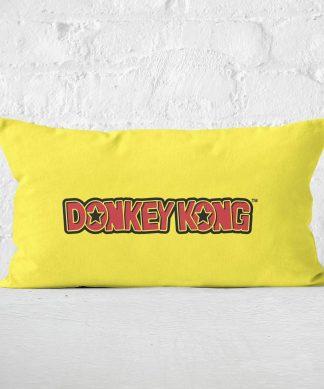 Donkey Kong Rectangular Cushion - 30x50cm - Soft Touch chez Casa Décoration
