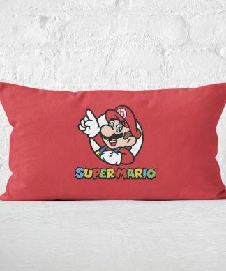Super Mario Rectangular Cushion - Eco Friendly chez Casa Décoration
