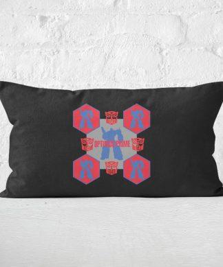 Transformers Optimus Prime Rectangular Cushion - 30x50cm - Soft Touch chez Casa Décoration