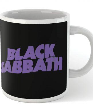 Black Sabbath Mug - Black chez Casa Décoration