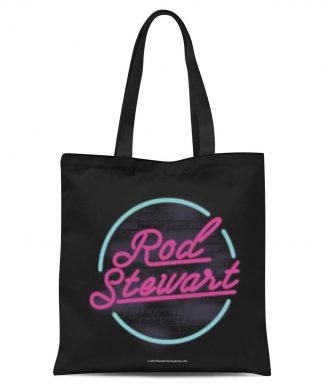 Rod Stewart Tote Bag - Black chez Casa Décoration