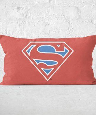 Superman Rectangular Cushion - Soft Touch chez Casa Décoration