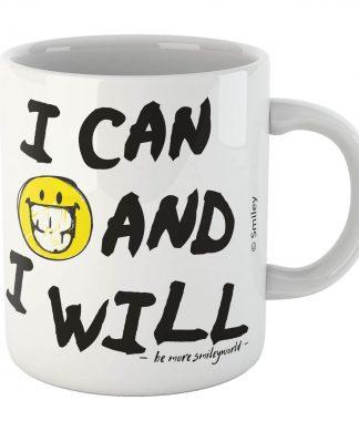 I Can And I Will Mug chez Casa Décoration