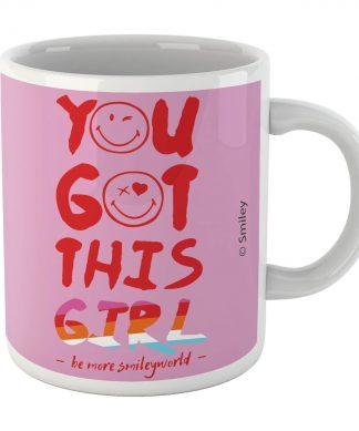 You Got This Girl Mug chez Casa Décoration