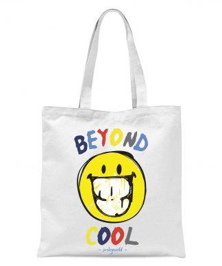 Beyond Cool Tote Bag - White chez Casa Décoration