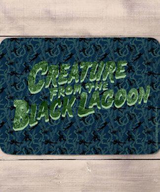 Creature Logo Bath Mat chez Casa Décoration