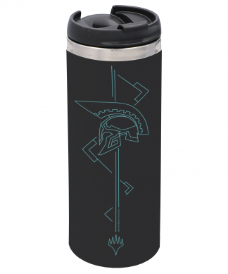 Magic: The Gathering Theros: Beyond Death Helmet Stainless Steel Thermo Travel Mug chez Casa Décoration