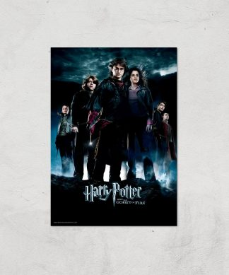 Harry Potter and the Goblet Of Fire Giclee Art Print - A3 - Print Only chez Casa Décoration