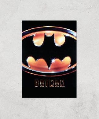 Batman 89 Giclee Art Print - A2 - Print Only chez Casa Décoration