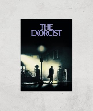 The Exorcist Giclee Art Print - A2 - Print Only chez Casa Décoration