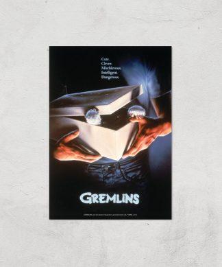 Gremlins Giclee Art Print - A4 - Print Only chez Casa Décoration