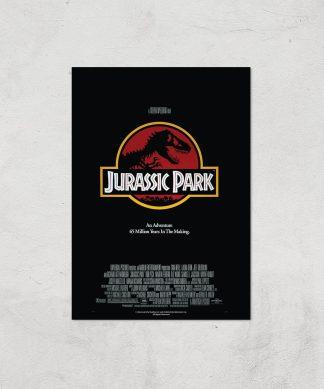 Jurassic Park Giclee Art Print - A2 - Print Only chez Casa Décoration