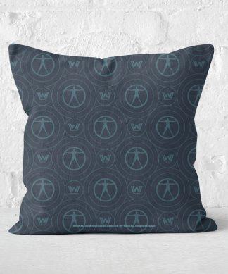 Westworld Biological Hosts Square Cushion - 50x50cm - Soft Touch chez Casa Décoration