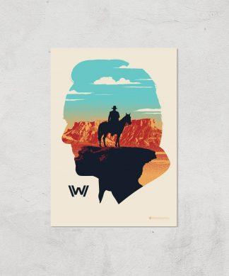 Westworld The Orchestrator A2 Giclee Art Print chez Casa Décoration
