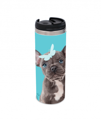 Studio Pets Bibi Butterfly Thermo Insulated Travel Mug chez Casa Décoration