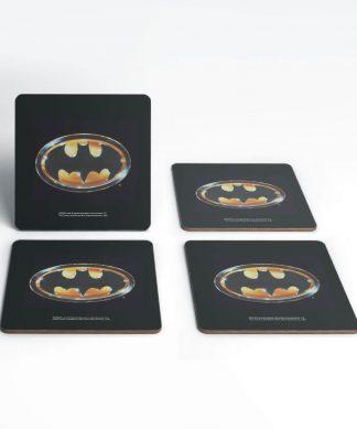 DC Batman 89 Coaster Set chez Casa Décoration