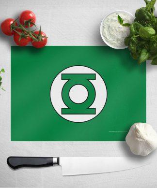 Planche à découper Green Lantern chez Casa Décoration