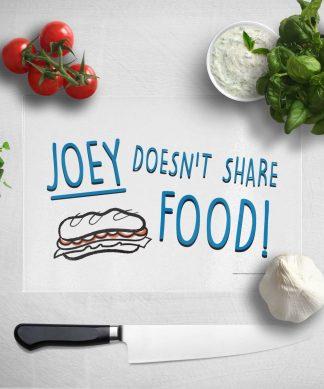 Planche à découper Joey Doesnt Share Food chez Casa Décoration