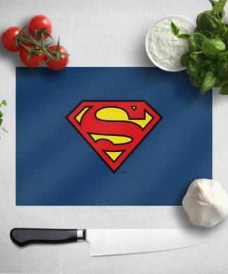 Planche à découper Superman chez Casa Décoration