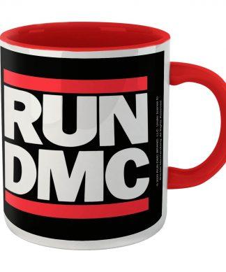Tasse RUN DMC - Blanc/Rouge chez Casa Décoration