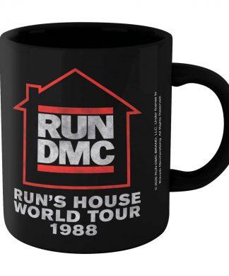 Tasse Run's House World Tour 1988 - Noir chez Casa Décoration
