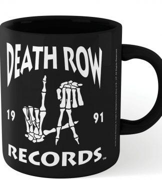 Tasse Death Row Records LA - Noir chez Casa Décoration