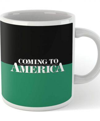 Tasse Coming to America Zamunda Flag chez Casa Décoration