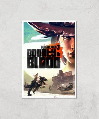 Borderlands 3 Bounty Of Blood Giclee Art Print - A2 - Print Only chez Casa Décoration