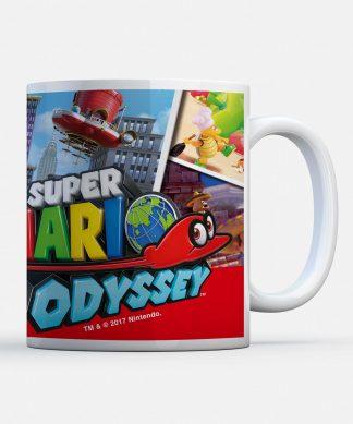 Tasse Odyssey Cappy - Nintendo Super Mario chez Casa Décoration