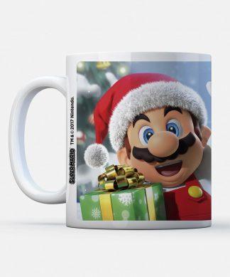 Tasse Nintendo Mario Claus Coucou - Super Mario chez Casa Décoration