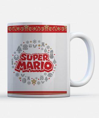 Tasse Nintendo Couronne Logo - Super Mario chez Casa Décoration